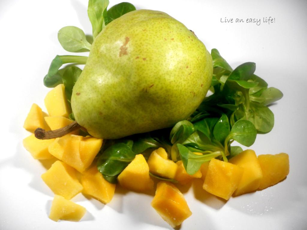 MangoFeldsalatBirne
